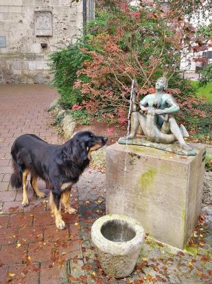 Brunnen an St. Jakob