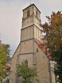 Die Kirche St Jakob