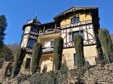 Schmuckes Haus in Rhöndorf