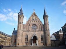 Die frühere Hofkapelle im Binnenhof
