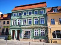Hübsches Haus am Marktplatz von Bad Belzig