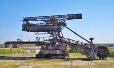 "Der Schaufelradbagger ""Big Wheel"""