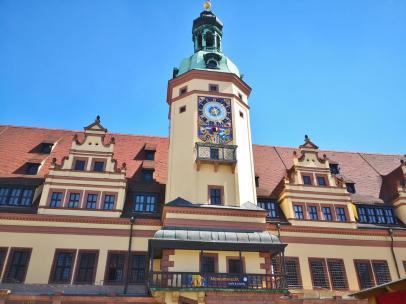 Das Alte Rathaus am Markt
