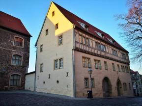 Die Alte Superintendentur neben der Andreaskirche