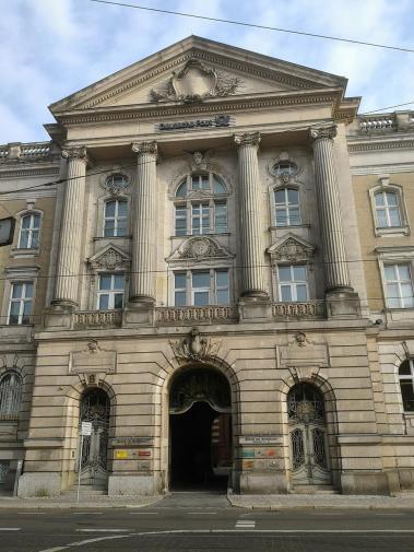 Portal der Alten Post