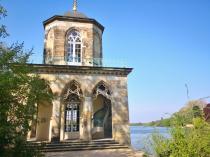 Gotische Bibliothek am Heiliger See
