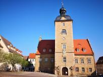 Das Alte Rathaus am Marktplatz