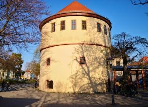Der Kesselturm am Goetheplatz