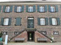 Hauptgebäude von Haus Bürgel