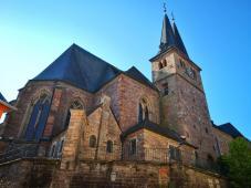Katholische Pfarrkirche St. Laurentius in der Oberstadt