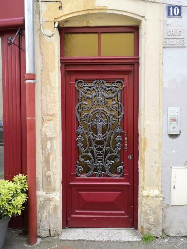 Französische Haustüren