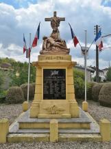Französisches Kriegerdenkmal in Apach