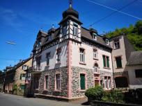 Historische Architektur in Trarbach
