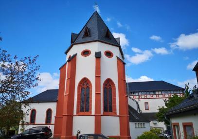 Die Marienburg - heute eine Jugendbegegnungsstätte