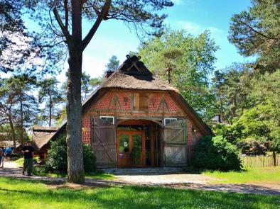 Der Schafstall - Das Café-Restaurant am Eingang zum Büsenbachtal
