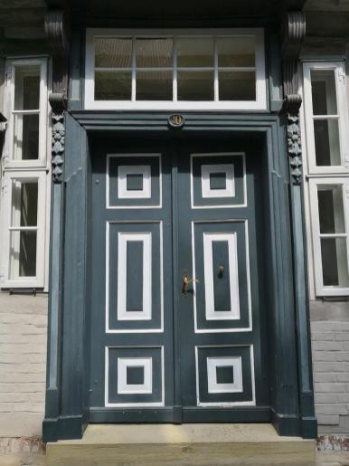 Die Türen von Celle