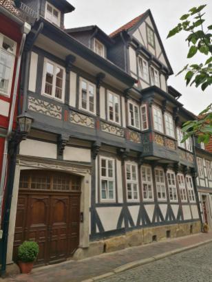 Häuser in der Keßlerstraße