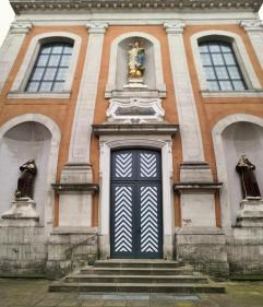 Portal der bischöflichen Residenz