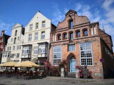 Häuser am am Stintmarkt