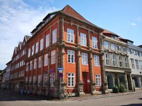 Haus neben dem Alten Kaufhaus am Stintmarkt