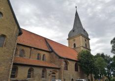 Romanische Klosterkirche as dem 12.Jarhundert