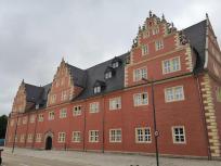 Wolfenbütteler Zeughaus am Exerzierplatz vor dem Schloss