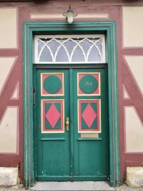 Die Türen von Wolfenbüttel