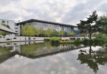 Die VW-Konzernhalle