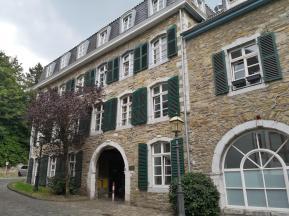 Haus in der Altstadt von Stolberg