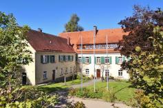 Landratsamt in einem ehemaligen Gutshof