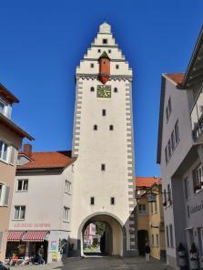 Das Wurzacher Tor - Innenseite