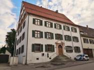 Das ehemalige Amtshaus in Gammertingen