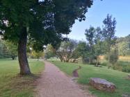 Park an der Lauchert