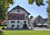 Das Heimatmuseum Reichenau neben dem Kloster