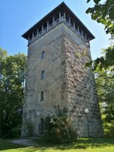 Bergfried der Burg Kemnat