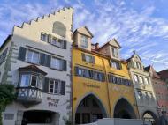 Historische Gebäude am Marktplatz