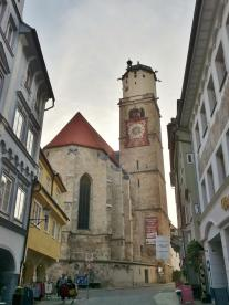 Die ev. Stadtkirche St. Martin