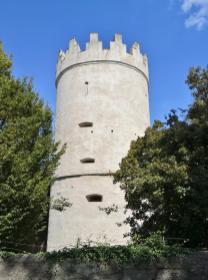 Wehrturm am Hirschgraben