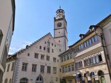 Turm der kath. Liebfrauenkirche