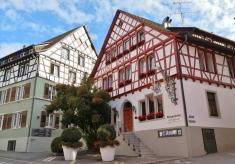 Häuser in der Aufkircher Straße