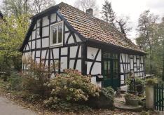 Denkmalgeschütztes Wohnhaus am Bauernhofcafe Groß-Ilbeck