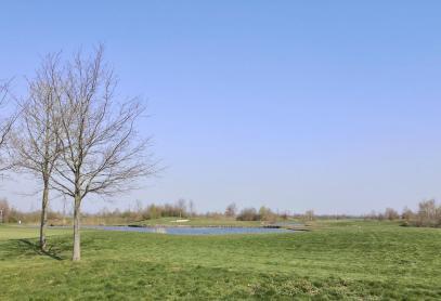 Golfplatz Rittergut Birkhof kurz vor Büttgen