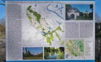 Vom Kloster läuft man rund 30 km bis zun Kölner Dom