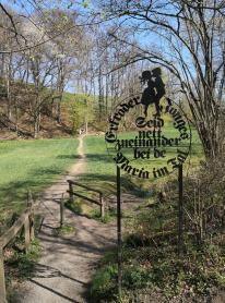 "Eingang zum Bachtal ""Maria im Tal"""
