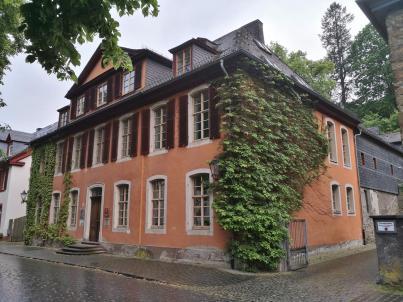 Haus im Barockviertel