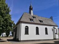 """Niederdonker Kapelle """"Maria Hilf"""" am Ortsrand von Büderich"""