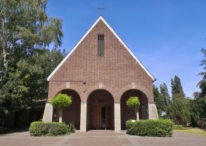 Kapelle auf dem Friedhof Büderich