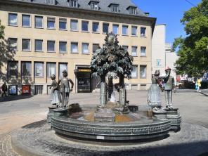 "Der Brunnen ""Lebensfreude"""