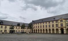 Innenhof des Unteren Schlosses