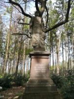 Statue von Kaiser Wilhelm I